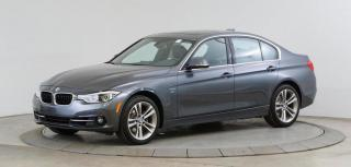 Used 2018 BMW 3 Series M Sport 330i xDrive. NAVIGATION. SUNROOF. DRIVER ASSIST. for sale in Concord, ON