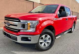 Used 2018 Ford F-150 4WD SuperCrew Box for sale in Calgary, AB