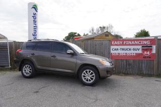 Used 2009 Toyota RAV4 only 125,000k's,V6,and brand new tires for sale in Brantford, ON