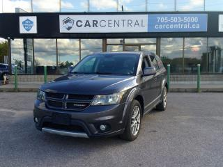 Used 2015 Dodge Journey AWD | R/T | NO ACCIDENTS for sale in Barrie, ON
