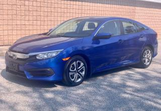 Used 2018 Honda Civic Sedan NO ACCIDENTS | BACKUP CAM for sale in Barrie, ON