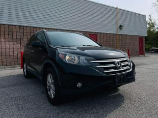 Used 2014 Honda CR-V TOURING | NO ACCIDENTS | AWD | BACKUP CAM for sale in Barrie, ON