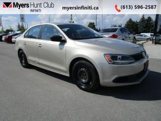 Used 2012 Volkswagen Jetta Trendline  - Low Mileage for sale in Ottawa, ON