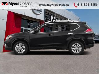 Used 2016 Nissan Rogue SV  - Bluetooth -  Heated Seats - $128 B/W for sale in Orleans, ON