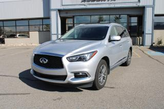 Used 2019 Infiniti QX60 PURE AWD for sale in Calgary, AB
