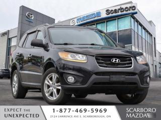 Used 2011 Hyundai Santa Fe AWD 4dr V6 Auto Limited REAR CAMEAR SUNROOF for sale in Scarborough, ON