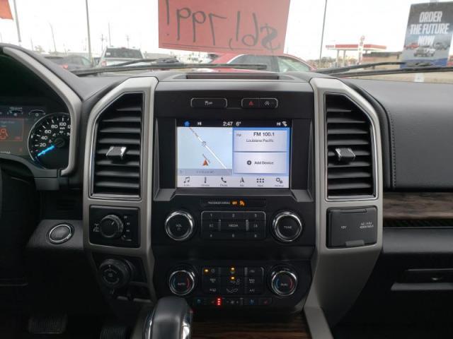 2019 Ford F-150 Lariat   - Navigation - Leather Seats - $400 B/W