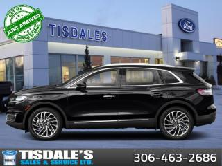 Used 2019 Lincoln Nautilus for sale in Kindersley, SK