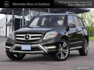 Used 2015 Mercedes-Benz GLK-Class 250 BlueTec for sale in Sudbury, ON
