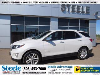 Used 2018 Chevrolet Equinox Premier for sale in Fredericton, NB