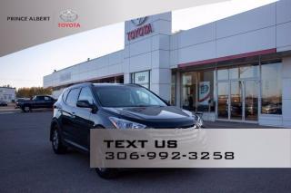 Used 2013 Hyundai Santa Fe Premium for sale in Prince Albert, SK