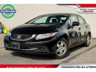 Used 2015 Honda Civic for sale in Whitby, ON