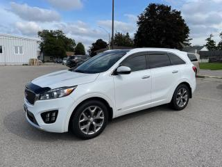 Used 2017 Kia Sorento 2.0L SX for sale in Goderich, ON