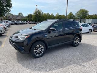 Used 2018 Toyota RAV4 HYBRID for sale in Goderich, ON