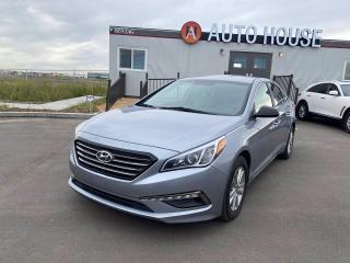 Used 2015 Hyundai Sonata 2.4L GL BACKUP CAMERA BLUETOOTH for sale in Calgary, AB