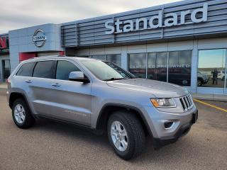 Used 2016 Jeep Grand Cherokee Laredo for sale in Swift Current, SK