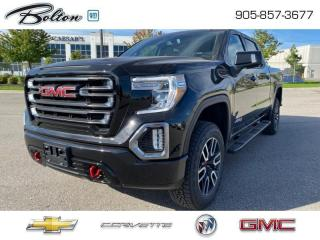 New 2021 GMC Sierra 1500 AT4 - $514 B/W for sale in Bolton, ON