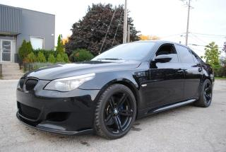Used 2008 BMW 5 Series 4dr Sdn M5 RWD for sale in North York, ON
