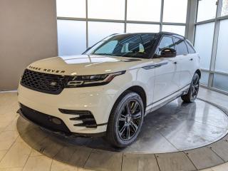 Used 2020 Land Rover Range Rover Velar R-Dynamic S for sale in Edmonton, AB