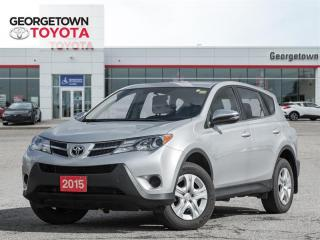 Used 2015 Toyota RAV4 LE for sale in Georgetown, ON