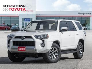 Used 2019 Toyota 4Runner SR5 for sale in Georgetown, ON