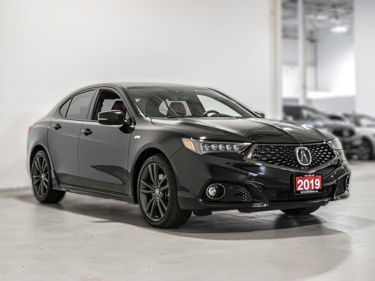 2019 Acura TLX