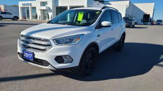 Used 2017 Ford Escape SE - AWD, NAV, CARPLAY/ANDROID AUTO, MORE! for sale in Kingston, ON