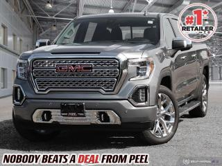 Used 2020 GMC Sierra 1500 Denali for sale in Mississauga, ON