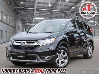 Used 2018 Honda CR-V EX for sale in Mississauga, ON