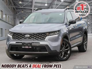 Used 2021 Kia Sorento 2.5T X-Line for sale in Mississauga, ON