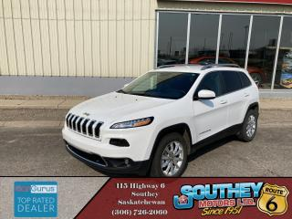 Used 2017 Jeep Cherokee Limited for sale in Southey, SK