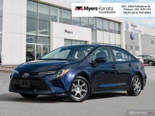Used 2020 Toyota Corolla LE CVT  - Heated Seats for sale in Kanata, ON