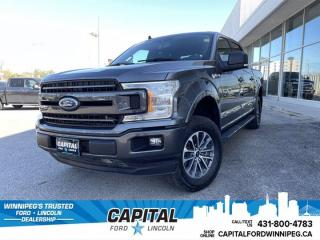 Used 2019 Ford F-150 XLT Supercrew for sale in Winnipeg, MB