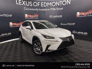 Used 2021 Lexus NX 300 Premium Package for sale in Edmonton, AB