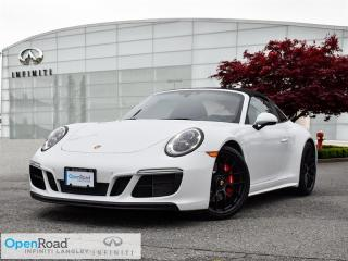 Used 2019 Porsche 911 Targa 4 GTS PDK for sale in Langley, BC