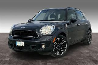 Used 2014 MINI Cooper Countryman ALL4 for sale in Langley, BC