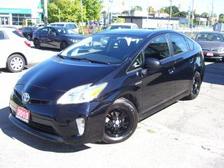 Used 2013 Toyota Prius HYBRID,BACKUP CAMERA,BLUETOOTH,CERTIFIED,NEW TIRES for sale in Kitchener, ON