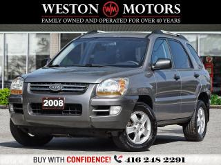 Used 2008 Kia Sportage LX*SOLD AS IS!!*PICTURES COMING SOON!!!* for sale in Toronto, ON