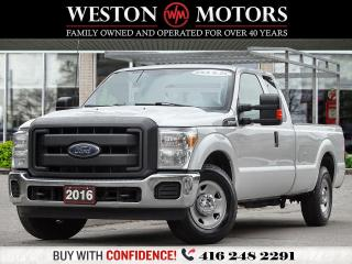 Used 2016 Ford F-250 XL*SUPER DUTY*4X4*LEATHER*PICTURES COMING SOON!* for sale in Toronto, ON
