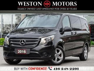 Used 2016 Mercedes-Benz Metris 8PASS*NAVI*REVCAM*PWR GRP!!* for sale in Toronto, ON