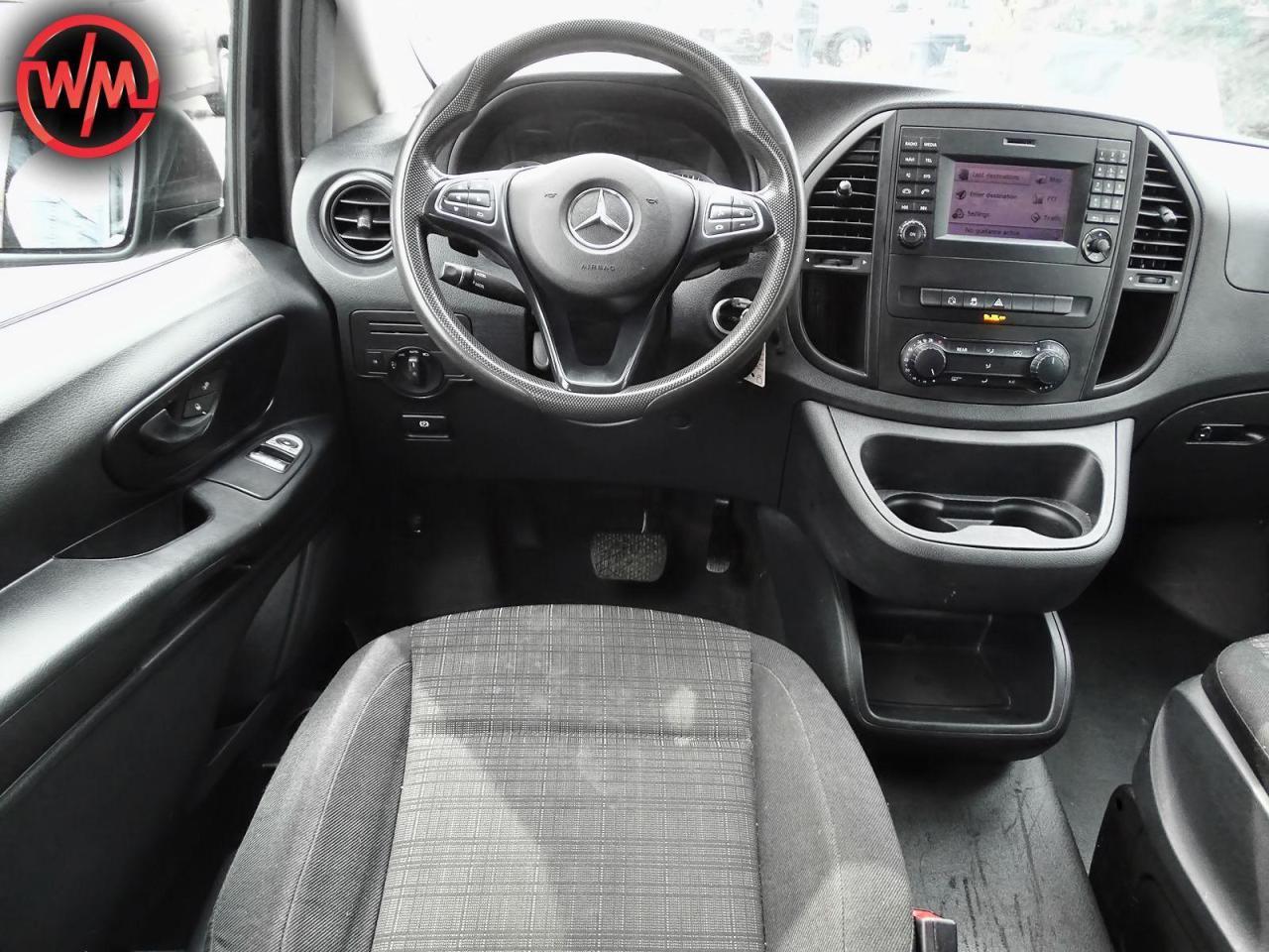 2016 Mercedes-Benz Metris