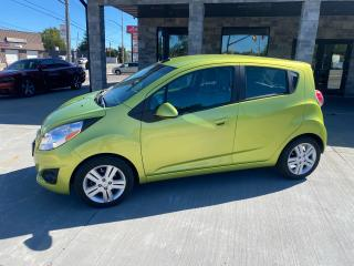 Used 2013 Chevrolet Spark LT for sale in Jarvis, ON