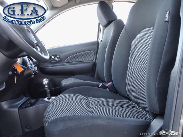 2016 Nissan Micra SV MODEL, BLUETOOTH, 1.6L 4CYL Photo7