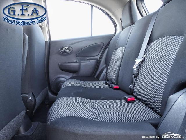 2016 Nissan Micra SV MODEL, BLUETOOTH, 1.6L 4CYL Photo8