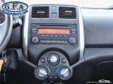 2016 Nissan Micra SV MODEL, BLUETOOTH, 1.6L 4CYL Photo28