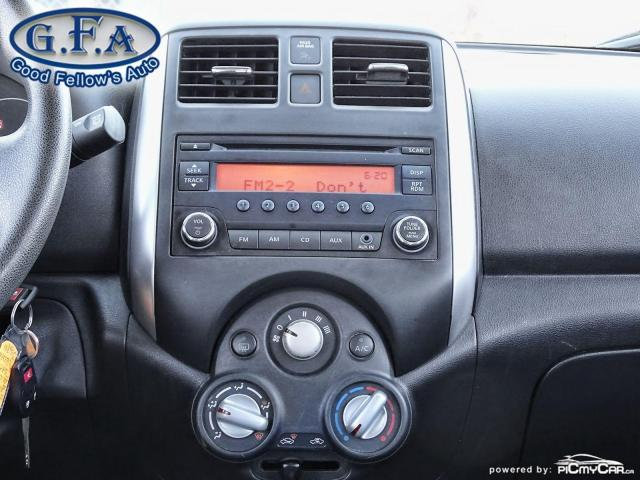 2016 Nissan Micra SV MODEL, BLUETOOTH, 1.6L 4CYL Photo12