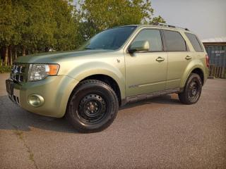 Used 2008 Ford Escape HYBRID for sale in Innisfil, ON