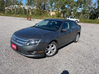 Used 2012 Ford Fusion for sale in Innisfil, ON