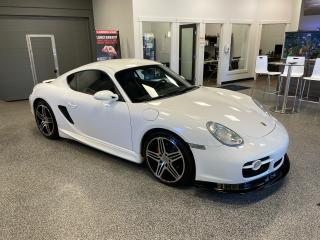 Used 2007 Porsche Cayman S for sale in Calgary, AB