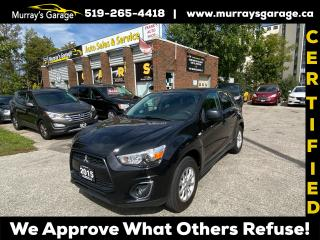 Used 2015 Mitsubishi RVR SE for sale in Guelph, ON